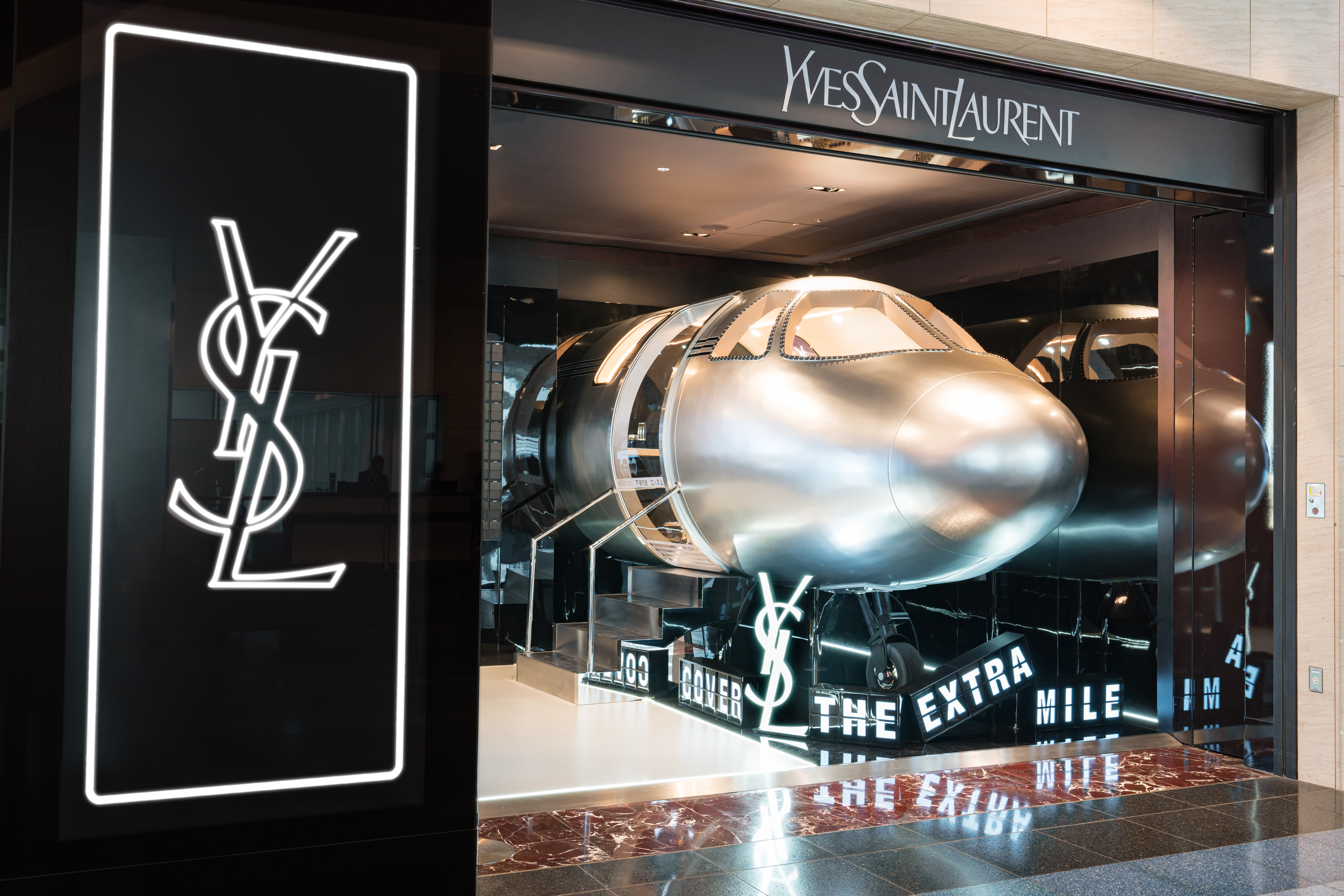 YSL Beauté Travel Retail Asia Pacific launches retailtainment experience in Haneda Airport