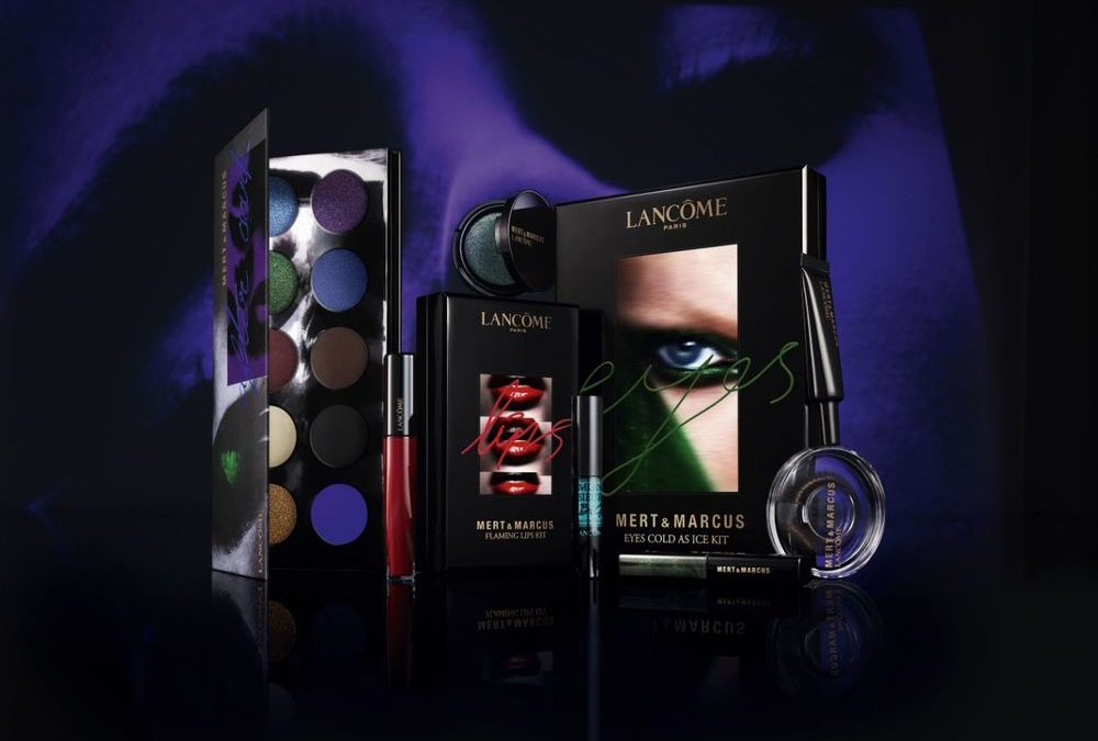Lancôme teams up with photographer duo Mert & Marcus on new collection