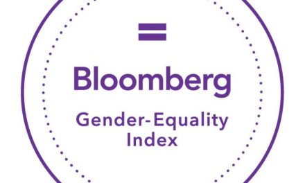 The Estée Lauder Companies listed on 2020 Bloomberg Gender-Equality Index