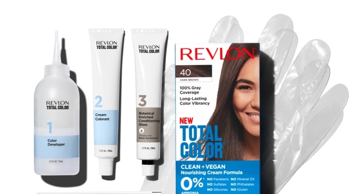 Revlon taps into clean beauty trend with vegan haircare Total Color launch