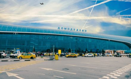 Moscow's Domodedovo Airport launches online duty-free shop