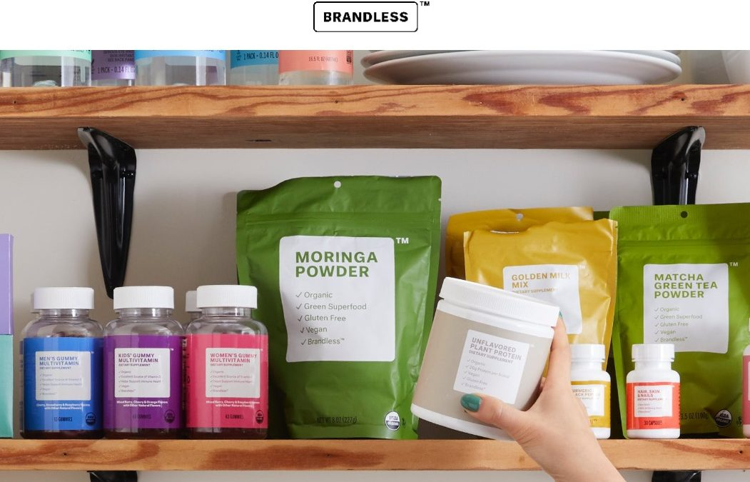 It's a fiercely competitive market: Brandless closes its doors after two years