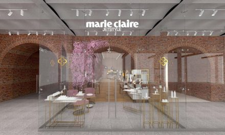 Marie Claire Jet Style launches first travel retail salon