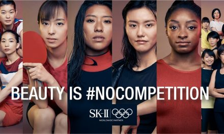 Simone Biles teams up with SK-II to break competitive beauty standards in sport