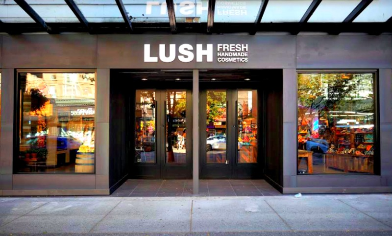 Lush Hong Kong flagship to shut for good after COVID-19 closure