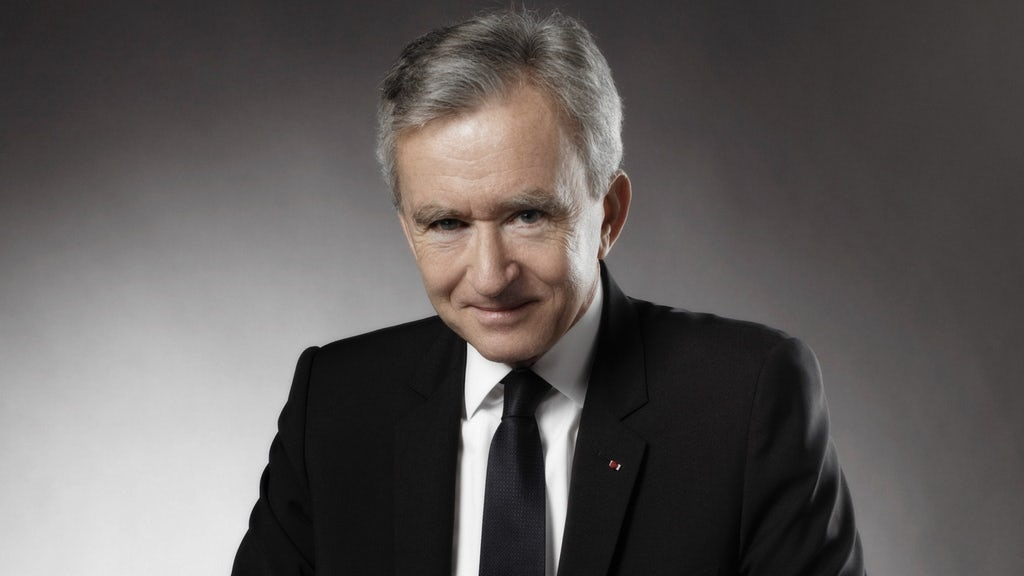 LVMH Chief Bernard Arnault teams up with ex-UniCredit CEO Jean Pierre Mustier to form SPAC for financial deals