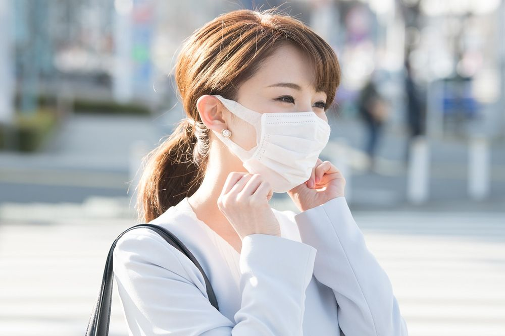 Skincare and personal hygiene trump make-up in Japan as social distancing measures continue