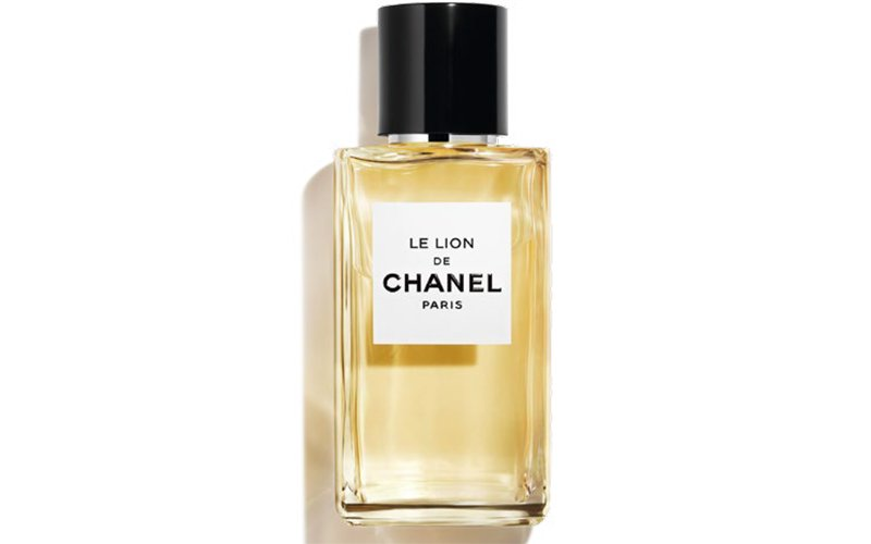 Chanel launches new Le Lion fragrance in Middle East ahead of global rollout
