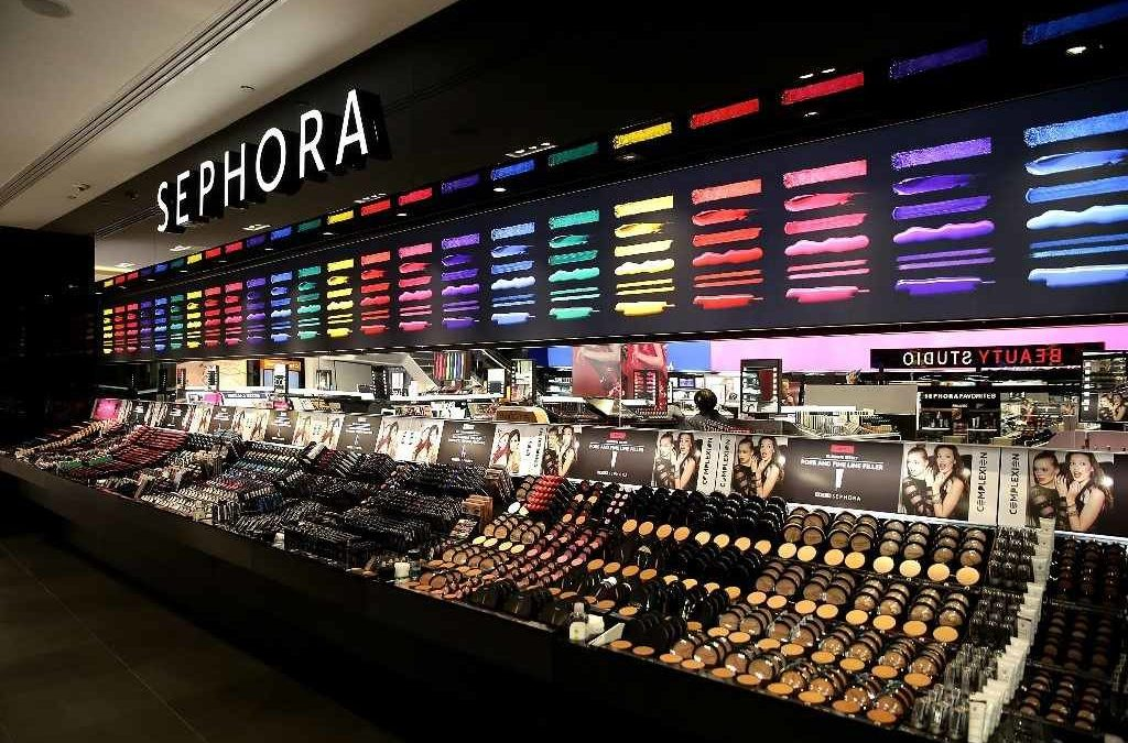 Sephora launches flagship site on China's Tmall