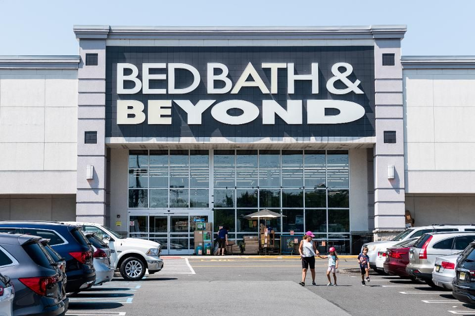 Bed, Bath & Beyond looks to update image with new L Brands hire