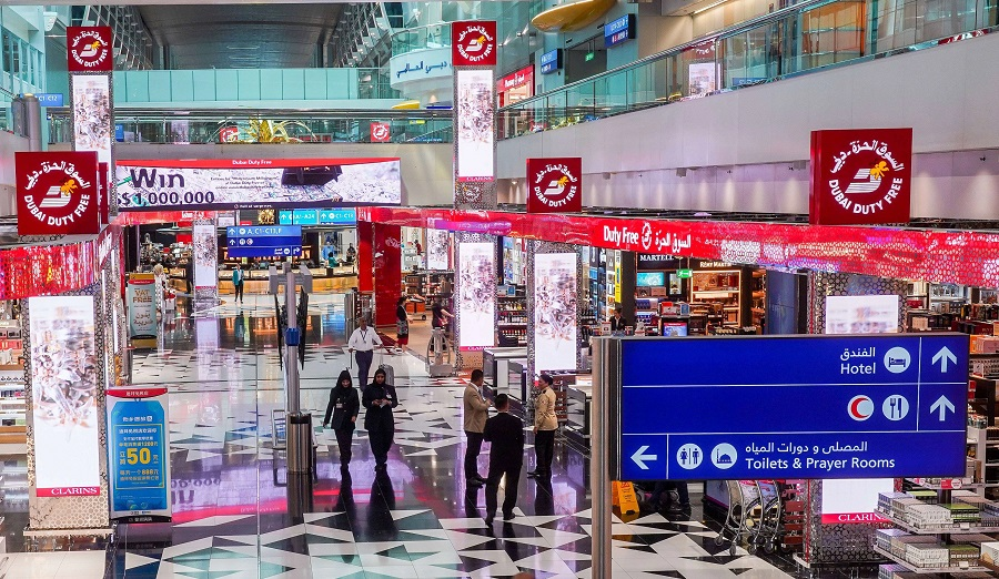 Duty free to your door: Dubai Duty Free to offer home delivery