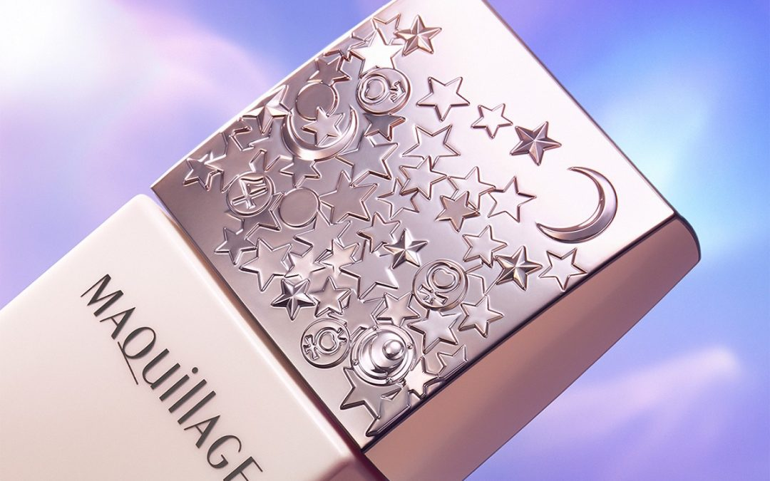 Sailor Moon teams up with Maquillage for Japan launch