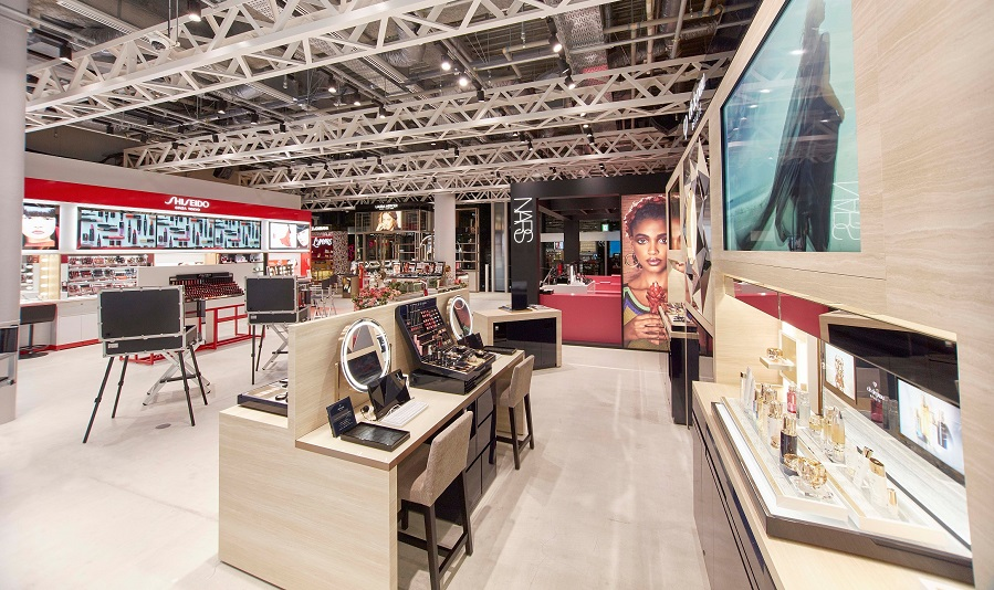 Shiseido to unveil concept store aimed at millennial shoppers