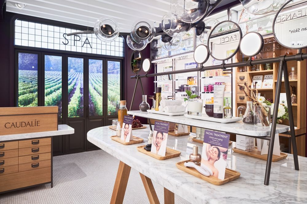 Caudalie opens first flagship spa in Toronto