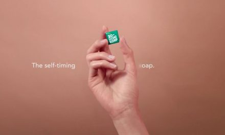 Lush launches savvy new self-timing soap in collaboration with Deliveroo to help fight COVID-19