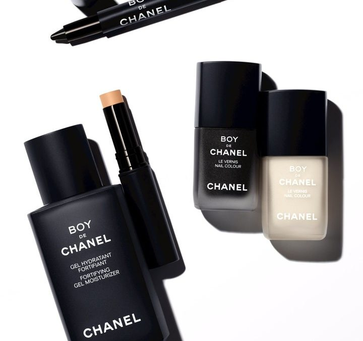 Chanel cements foothold in male beauty market with expansion of Boy de Chanel make-up line