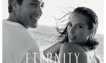 Calvin Klein brings back Christy Turlington Burns and husband Edward Burns for new Eternity global campaign