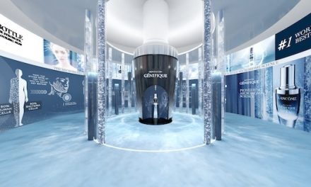 Lancôme launches Advanced Génifique virtual flagship store exclusive to Singapore