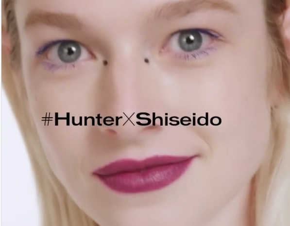 Shiseido names Hunter Schafer as global brand ambassador