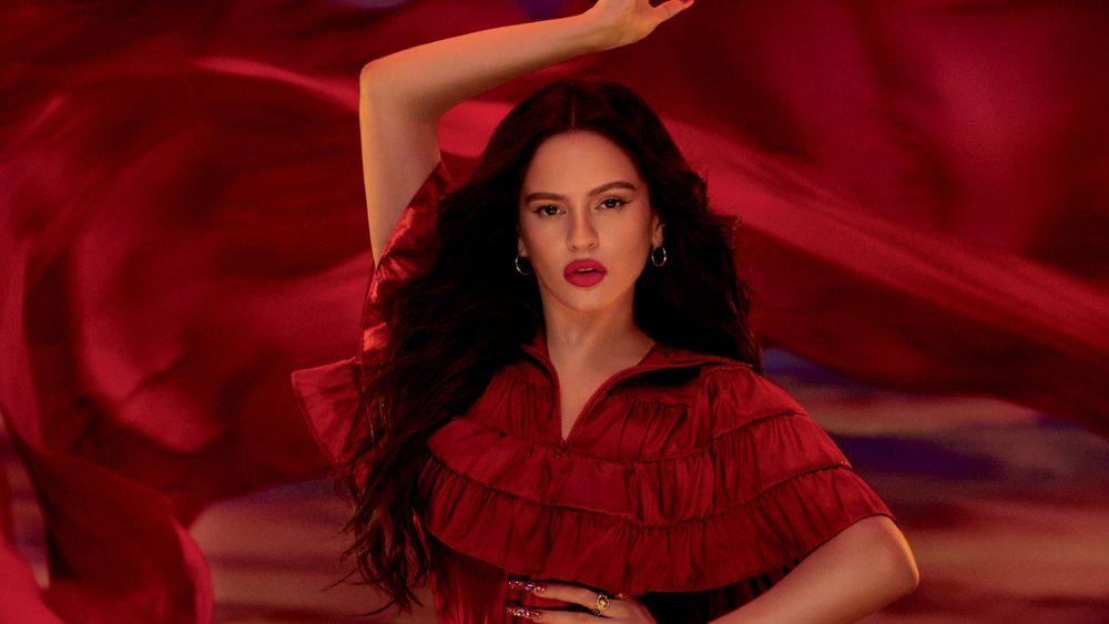 Spanish singer Rosalía announced as MAC's newest Viva Glam Ambassador