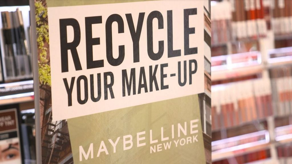 Maybelline launches UK make-up recycling scheme