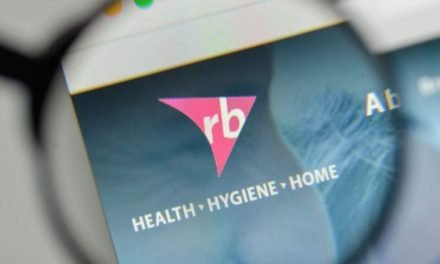 Pandemic power; Reckitt Benckiser reports best ever growth thanks to disinfectant surge