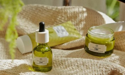 The Body Shop launches CBD range