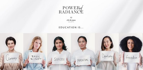 Cle de Peau Beaute announces 2020 honorees for second annual Power of Radiance Awards.