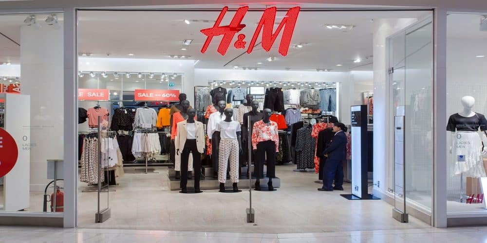 H&M receives fine for employee surveillance in GDPR breach