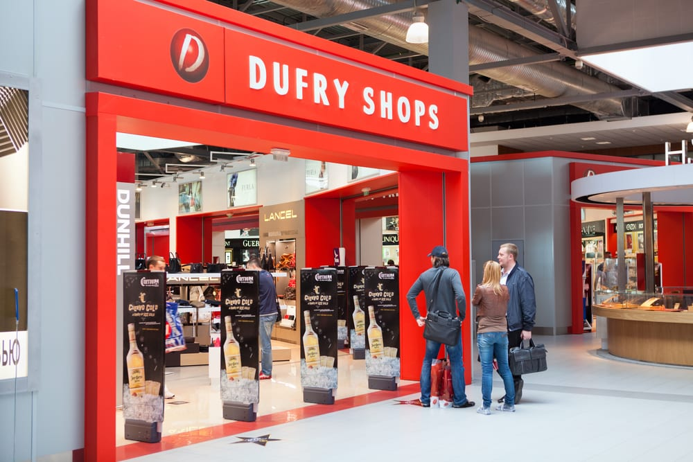 Alibaba takes up to 10 percent stake in duty free group Dufry
