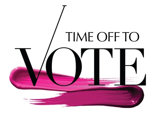 The Estée Lauder Companies launches election initiatives; gives employees paid time off to vote