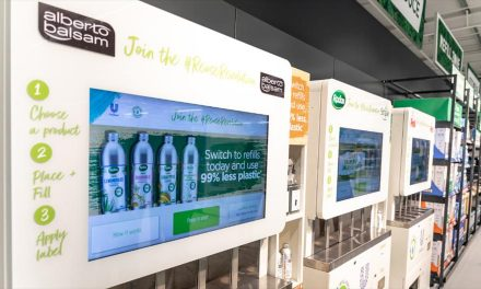 Unilever launches its biggest refill trial in Europe