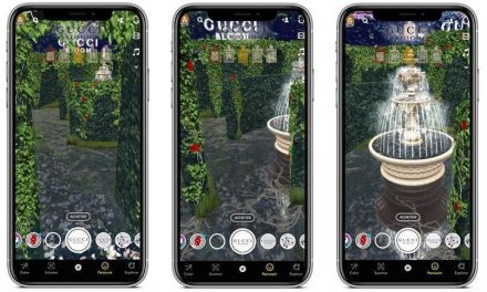 Gucci Beauty teams up with Snapchat to launch new Portal Lens as part of Bloom Profumo di Fiori marketing promotion