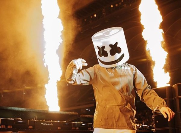 Marshmello make-up? Music producer Marshmello challenges L'Oréal trademark application