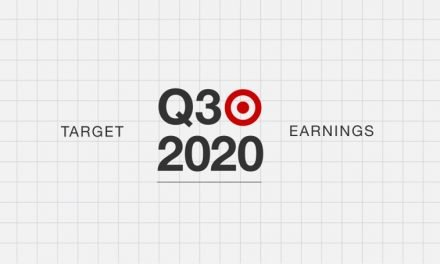 Target wins 2020: Q3 sales up 20.7 percent