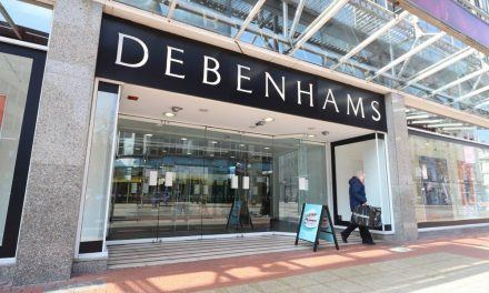 The Estee Lauder Companies closes all counters at Debenhams as Boohoo deal shuts down stores