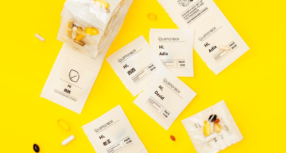 Health supplement company LemonBox completes pre-A funding round