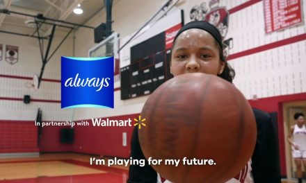 Procter & Gamble's Always teams up with Walmart to encourage girls to stay in sports
