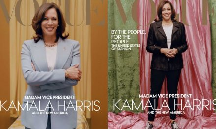 Anna Wintour defends Kamala Harris Vogue cover following social media backlash