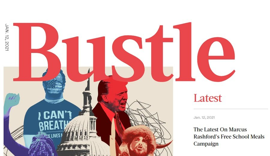 Is Bustle going public? M&A rumors swirl around media group
