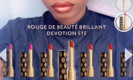 Gucci Beauty launches Rouge de Beauté Snapchat lens