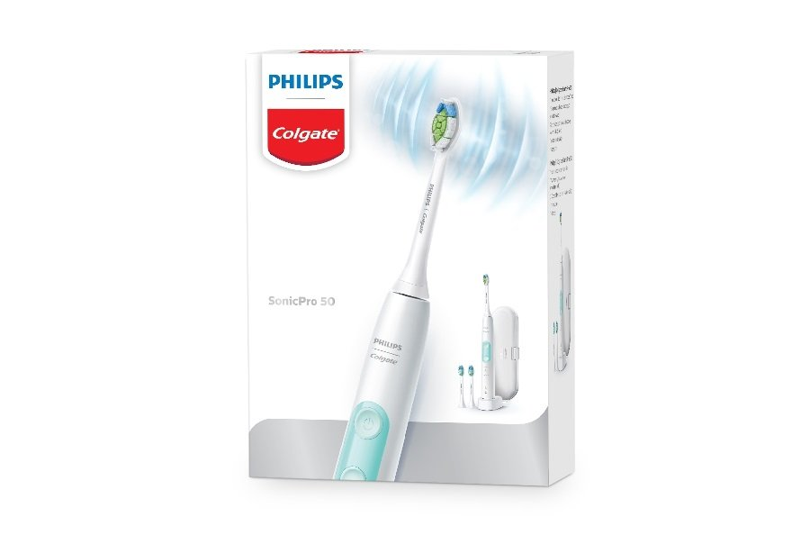 Colgate-Palmolive teams up with Philips on LATAM electric toothbrush launch