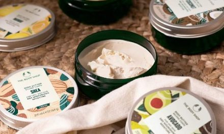 The Body Shop continues sustainability drive with relaunch of body butters