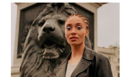 Rimmel London names Adwoa Aboah as Global Activist for the brand