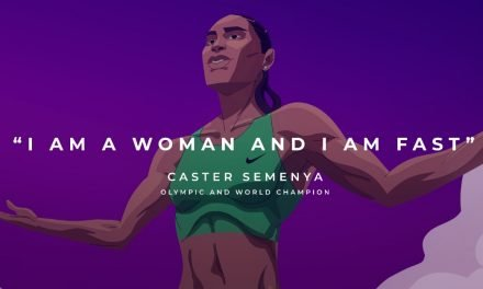 Unilever supports South African Athlete Caster Semenya as part of Lux campaign